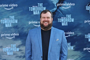 """Mike Mitchell Los Angeles Premiere Of Amazon's """"The Tomorrow War"""" - Arrivals"""