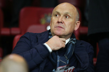 Mike Phelan Burnley v Sunderland - The Emirates FA Cup Third Round Replay