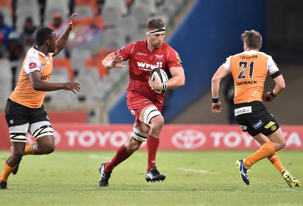 Toyota Cheetahs and Scarlets  - Guinness Pro14  Round 10