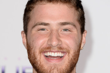 Mike Posner Arrivals at 'Justin Bieber's Believe' Premiere