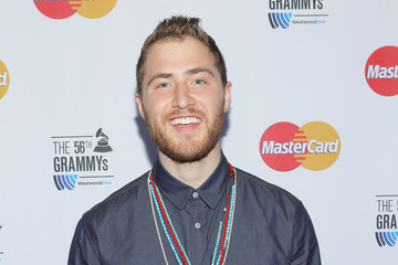 Mike Posner MasterCard #PricelessSurprises Backstage At The GRAMMY'S