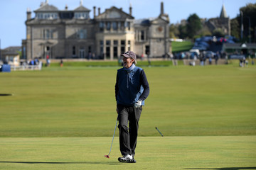 Mike Rutherford Alfred Dunhill Links Championship - Previews