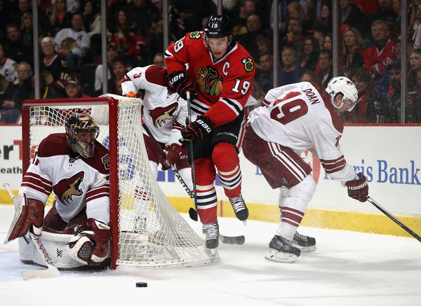 Arizona Coyotes v Chicago Blackhawks []