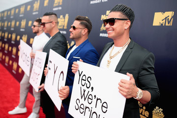 Mike Sorrentino 2018 MTV Movie And TV Awards - Red Carpet