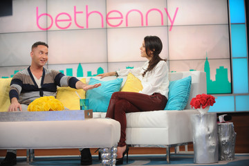 "Mike Sorrentino Bethenny Hosts Mike ""The Situation"" Sorrentino"