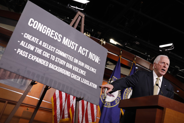 House Minority Leader Nancy Pelosi Holds Weekly News Conference