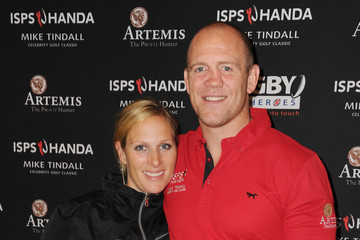 Mike Tindal ISPS Handa Mike Tindall 3rd Annual Celebrity Golf Classic