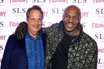 Mike Tyson Dana Carvey and Jon Lovitz Comedy Residency at The Foundry Inside SLS Las Vegas