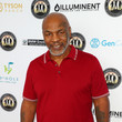 Mike Tyson Mike Tyson Celebrity Golf Tournament In Support Of Standing United - Arrivals
