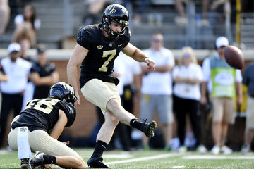 Mike Weaver Utah State v Wake Forest