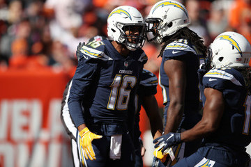 Mike Williams Los Angeles Chargers vs. Cleveland Browns