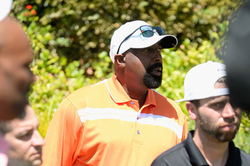 Mike Woodson Coach Woodson Las Vegas Invitational Golf Tournament