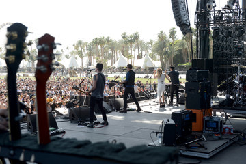 Mikel Jollett Coachella Valley Music And Arts Festival: Day 3