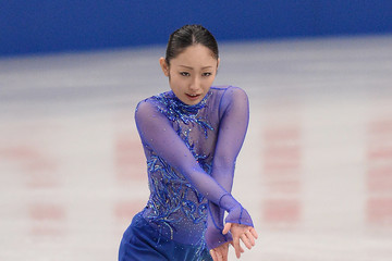 Miki Ando 82nd All Japan Figure Skating Championships: Day 2