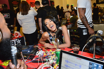 Mila J 2016 BET Awards - Radio Broadcast Center - Day 1