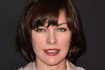 Mila Jovovich Prada Presents 'Past Forward' by David O. Russell Los Angeles Premiere - Arrivals