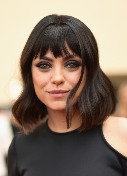 picture of bob haircuts mila kunis photos 2018 billboard awards 5293