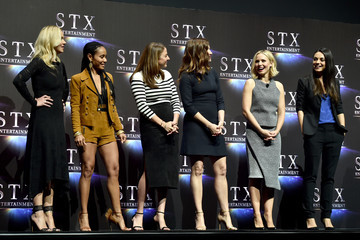 Mila Kunis CinemaCon 2016 - The State of the Industry: Past, Present and Future and STX Entertainment Presentation