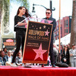 Mila Kunis Seth MacFarlane Honored With Star On The Hollywood Walk Of Fame