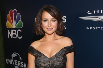 Milana Vayntrub Universal, NBC, Focus Features, E! Entertainment Golden Globes After Party Sponsored by Chrysler