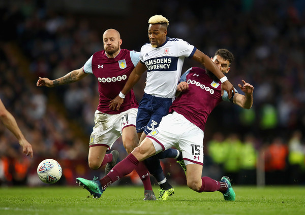 Aston Villa Vs. Middlesbrough - Sky Bet Championship Play Off Semi Final:Second Leg