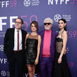 Milena Smit 59th New York Film Festival - Parallel Mothers - Red Carpet