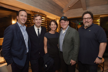 Miles Millar Alfred Gough Screening of AMC's 'Into The Badlands' - Inside