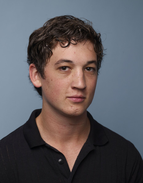 Miles Teller Actor Miles Teller from  quot Rabbit Hole quot  poses for a    Miles Teller