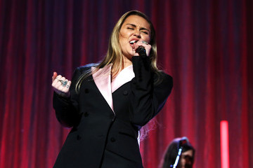 Miley Cyrus WCRF's 'An Unforgettable Evening' - Inside