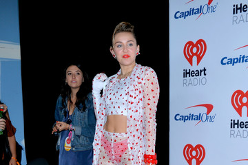Miley Cyrus 2017 iHeartRadio Music Festival - Night 2 - Red Carpet
