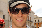 Bruno Senna attends Mille Miglia 2014, 1000 Miles Historic Road Race on May 15, 2014 in Brescia, Italy.