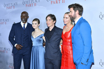 """Millicent Simmonds PARAMOUNT PICTURES PRESENTS THE WORLD PREMIERE OF """"A QUIET PLACE PART II"""""""