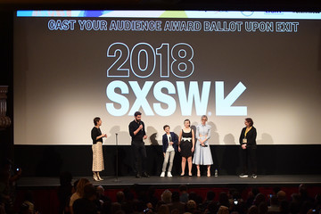 Millicent Simmonds Noah Jupe 'American Animals' Premiere - 2018 SXSW Conference And Festivals