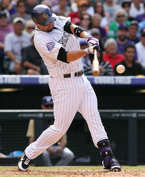 Mike Fiers Brewers: Milwaukee Brewers V Colorado Rockies