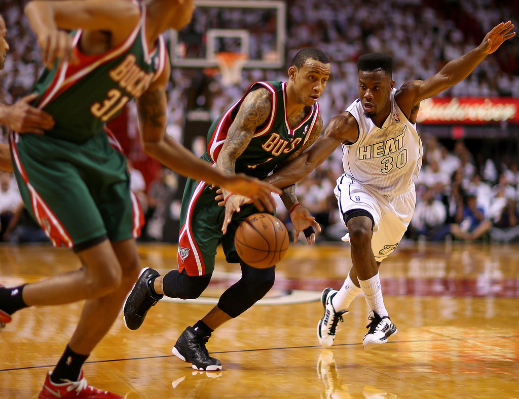 Heat Vs Bucks Image: Milwaukee Bucks V Miami Heat
