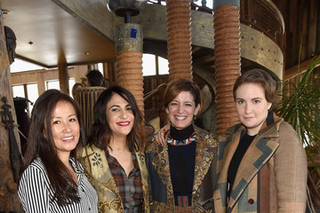 Mimi Griswold Glamour's Women Rewriting Hollywood Lunch At Sundance Hosted By Lena Dunham, Jenni Konner And Cindi Leive - 2016 Park City