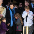 Mimi O'Donnell Funeral Held for Philip Seymour Hoffman