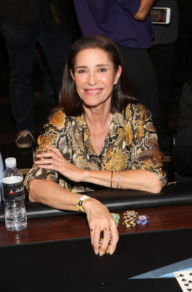 Heroes For Heroes: Los Angeles Police Memorial Foundation Celebrity Poker Tournament [games,poker,recreation,gambling,mimi rogers,los angeles,california,avalon hollywood,heroes for heroes,los angeles police memorial foundation celebrity poker tournament]