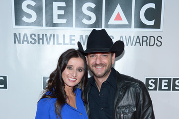Mindy Ellis Campbell Arrivals at the SESAC Nashville Awards