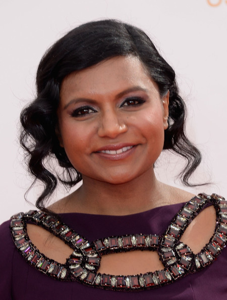 Mindy Kaling - Arrivals at the 65th Annual Primetime Emmy Awards — Part 5