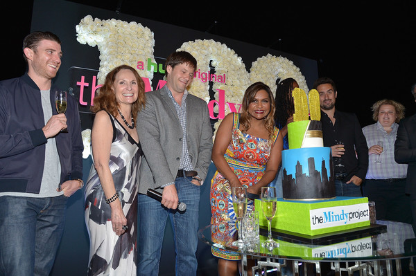 'The Mindy Project' 100th Episode Party