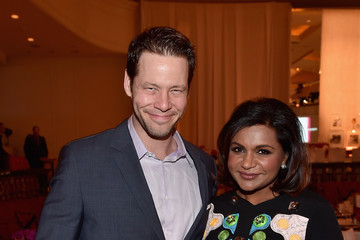 Mindy Kaling Ike Barinholtz March of Dimes Celebration of Babies Luncheon Honoring Jessica Alba