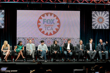 Mindy Kaling 2014 Summer TCA Tour - Day 13