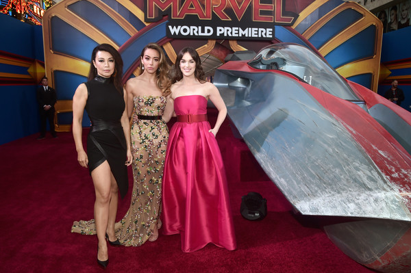 Los Angeles World Premiere Of Marvel Studios' 'Captain Marvel'