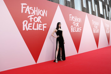 Ming Xi Fashion for Relief - Red Carpet Arrivals - The 70th Annual Cannes Film Festival