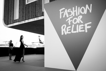 Ming Xi Fashion For Relief - Alternative View - The 70th Annual Cannes Film Festival