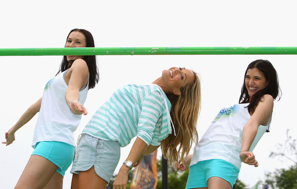 Celebrities Support World Record Limbo Attempt