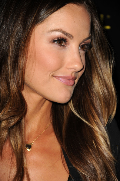 garnier hair color dark brown. lauren conrad dark brown hair.