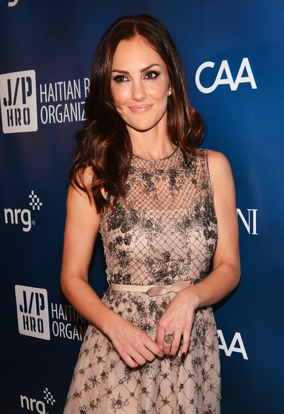 Minka Kelly - 2nd Annual Sean Penn And Friends Help Haiti Home Gala Benefiting J/P HRO Presented By Giorgio Armani - Red Carpet
