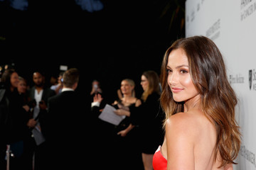 Minka Kelly Sean Parker and The Parker Foundation Launch The Parker Institute for Cancer Immunotherapy - Gala